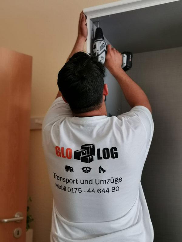 GLOLOG-Dienstleistungen